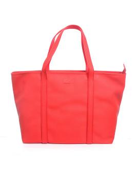 Mala Lacoste Shopping Bag Vermelho