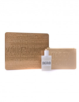 Coffret Zadig & Voltaire This Is Her! Lote 2 produtos