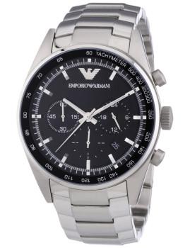 Relógio Emporio Armani Homem Preto