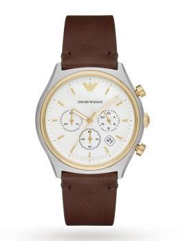 Relógio Homem Emporio Armani Castanho
