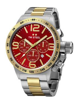 Relógio Homem Tw Steel Vermelho
