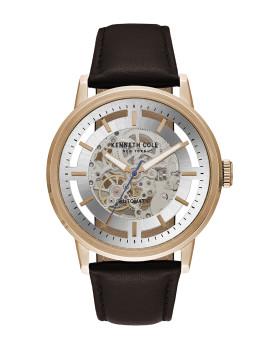 Relógio Homem Kenneth Cole Castanho