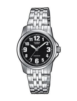 Relógio Cásio Collection Redondo Prateado
