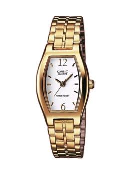 Relógio Cásio Collection Oval Dourado
