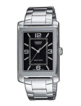 Relógio Cásio Collection Retangular Prateado