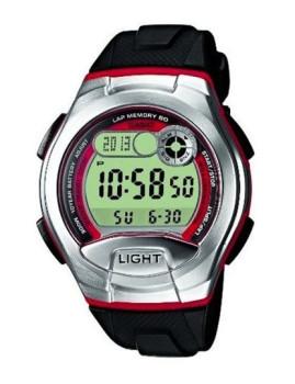 Relógio Cásio Sports Redondo Preto