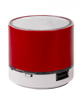 Coluna Bluetooth Great Sound C/Luzes Led