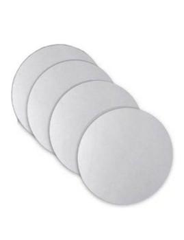 Cj. 4 Anti-Pingos Flexiveis E Reutilizáveis