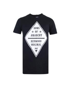 T-shirt Original Homem Preto
