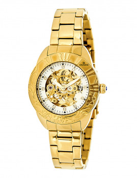 Relógio de Senhora Empress Godiva Dourado