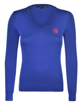 Pullover Giorgio di Mare Senhora Azul Sax