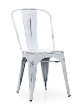 Cadeira Torok Vintage Branca