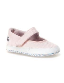 Sapatos Lacoste Rosa