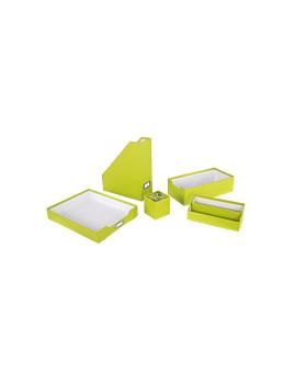 imagem de Set5 Caixas Matt Verde 1