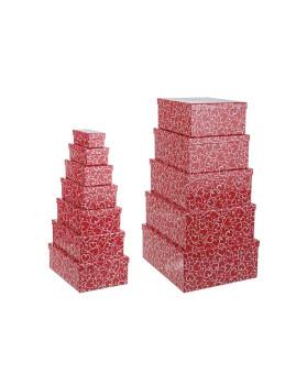 imagem de Set12 Caixas Cuore Retangulares Brilhante1