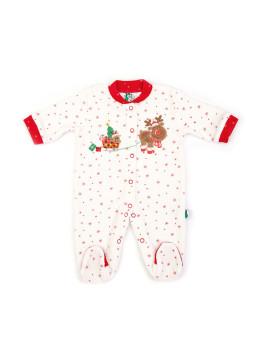 Babygrow F.S. Baby Vermelho