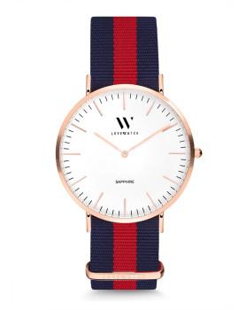 Relógio Love Watch LW2018 Castanho