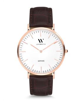 Relógio Love Watch LW2017 Castanho