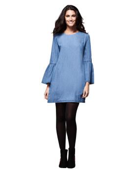 Vestido Túnica Yumi Azul