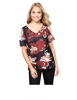 Camisola Fancy Yumi Multicolor