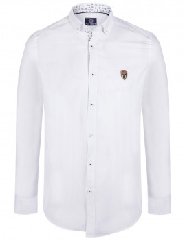 Camisa Paul Parker Branca