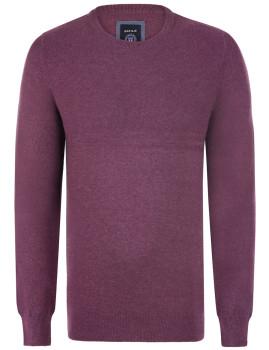 Pullover Decote Redondo Navassa Ricecorn Smile Bordeaux