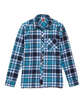 Camisa Hot Tuna Origin Turquesa e Azul Navy