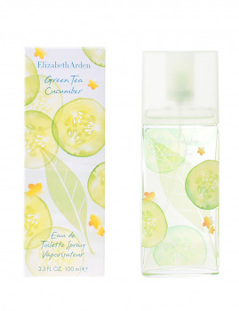 Green Tea Cucumber Edt Vapo 100 Ml