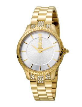 Relógio Just Cavalli Senhora Animal Prateado