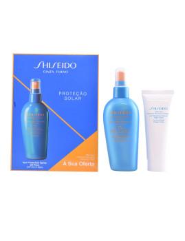 Coffret Shiseido Global Sun Protection Spray Spf15 Pack 2 Produtos
