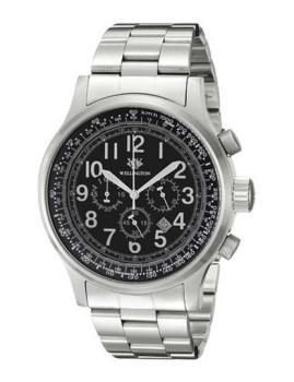 Relógio Wellington Wexford Prateado