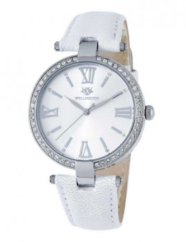 Relógio Wellington Staffa Branco