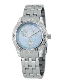 Relógio Wellington Mataura Prateado