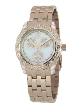 Relógio Wellington Mataura Dourado Rosa