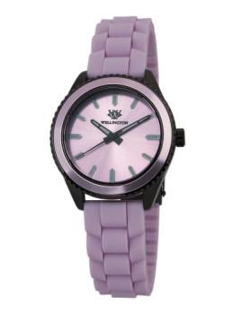 Relógio Wellington Karamea Rosa