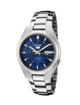 Relógio Seiko  Homemfundo Azul