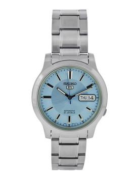 Relógio Seiko 5 Gent SNK791 Prateado