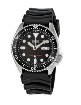 Relógio Seiko Military 5 Sports Diver´s Preto