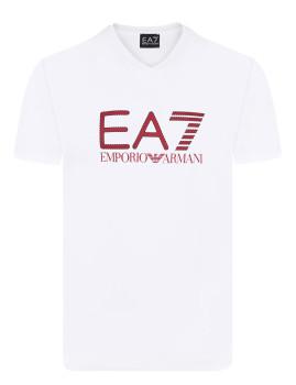 T-Shirt Armani Branca