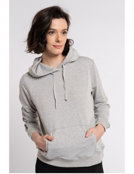 imagem de Sweater Senhora Cinza1