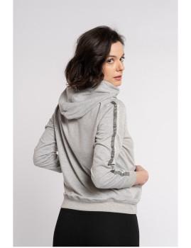 imagem de Sweater Senhora Cinza2