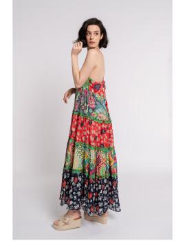 imagem de Vestido Senhora Multicor2