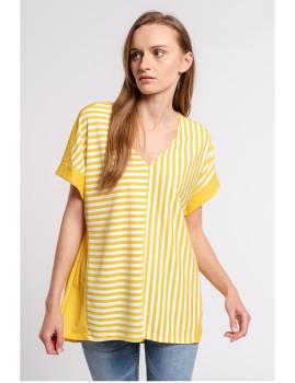 imagem de T-Shirt Senhora Amarelo1