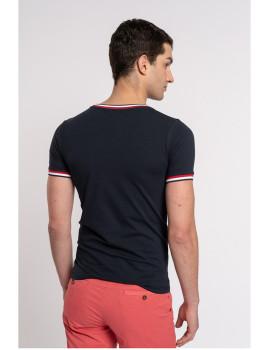 imagem de T-Shirt Homem Marinho2