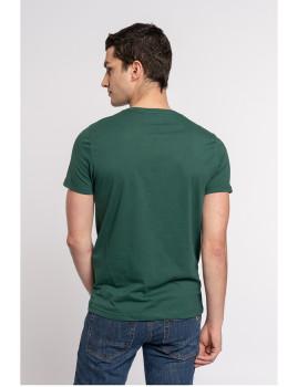imagem de T-Shirt Homem Verde3