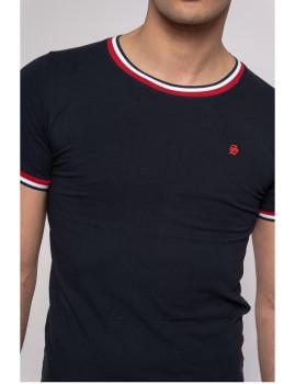 imagem de T-Shirt Homem Marinho1