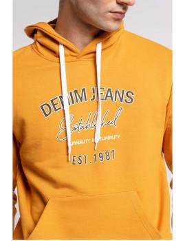 imagem de Sweater Homem Amarelo2