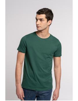 imagem de T-Shirt Homem Verde1