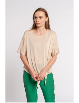 imagem de T-Shirt Senhora Bege1