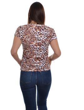 imagem de T-shirt Senhora Tigre2